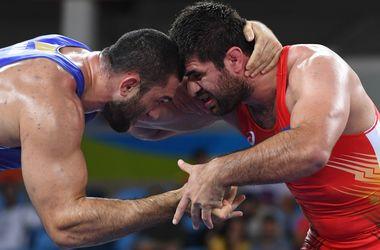 Украинский борец на Олимпиаде-2016 победил россиянина
