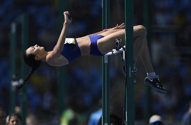 Ирина Геращенко вошла в десятку лучших по прыжкам в высоту на Олимпиаде-2016
