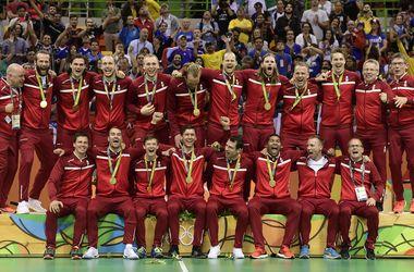 Дания выиграла гандбольный турнир Олимпиады-2016