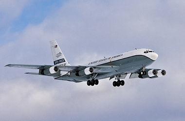 Военные США и Украины выполнят наблюдательный полет над территорией России