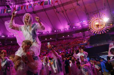 В Рио началась церемония закрытия Олимпиады-2016
