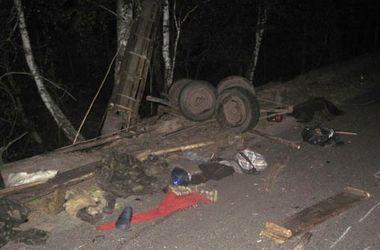 В Ровенской области телега устроила смертельное ДТП