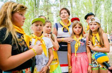 Дети из Донбасса не смогли попасть на отдых