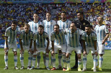 Президент ФФУ договорился о товарищеском матче со сборной Аргентины