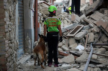 Мощное землетрясение стерло с лица земли город в Италии