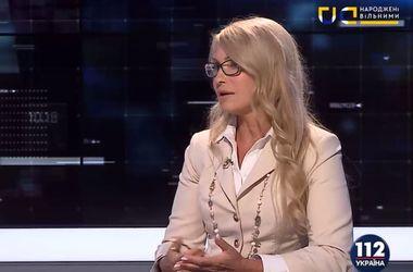 Тимошенко заявила, что Савченко не разбирается в международной политике