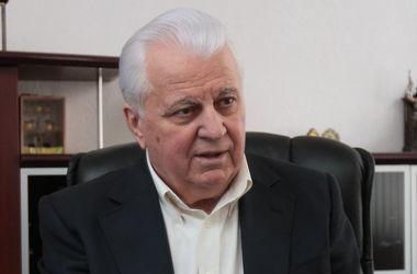 Кравчук: Донбасс вернем, Крым под вопросом