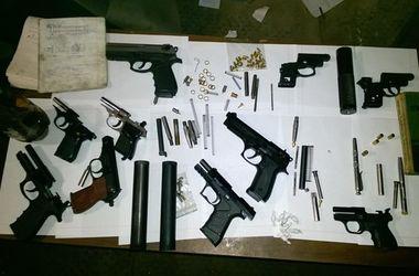 В Запорожской области обнаружили подпольную оружейную мастерскую