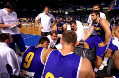 Украинские баскетболисты обыграли Албанию