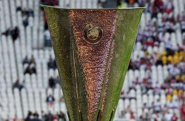 Состав корзин перед жеребьевкой Лиги Европы