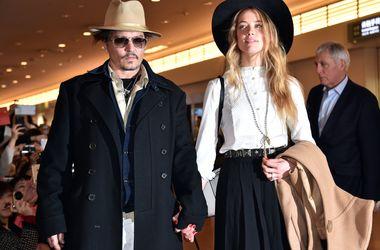 Эмбер Херд требует от Джонни Деппа еще 7 миллионов долларов