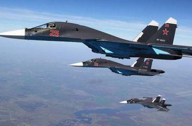 Россия перебросила в Крым бомбардировщики