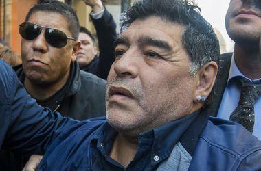 Диего Марадона признал внебрачного сына, которого не видел 13 лет