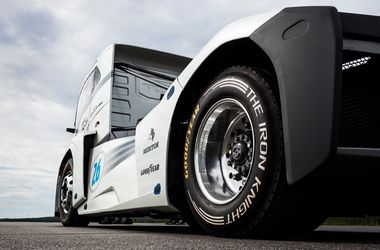 Volvo установила два мировых рекорда