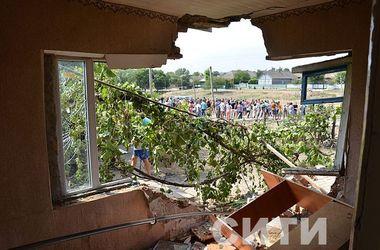 Массовые беспорядки под Одессой: разгромленные дома цыган