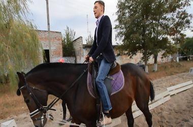Необычные профессии в Украине: чем занимается коневод