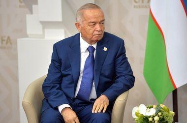 СМИ сообщили о смерти президента Узбекистана Каримова
