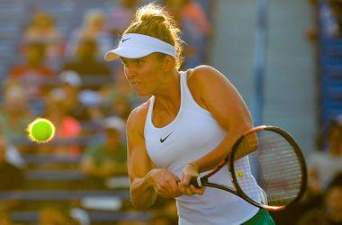 Элина Свитолина с победы стартовала на US Open