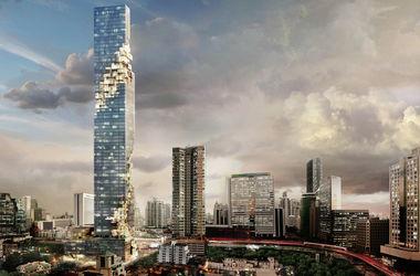 Как выглядит самый высокий небоскреб в Тайланде
