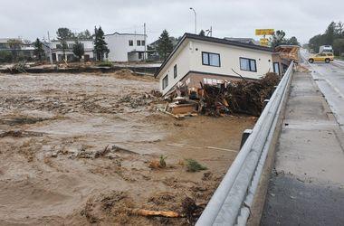 В Японии девять человек погибли в доме престарелых из-за тайфуна