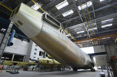 """Украина и Китай запустят серийное производство Ан-225 """"Мрия"""""""