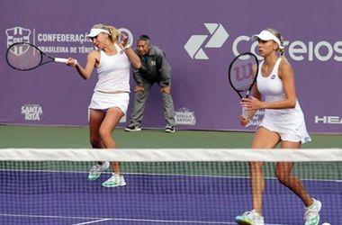 Сестры Киченок и Савчук во втором круге парных соревнований US Open, Свитолина - вылетает