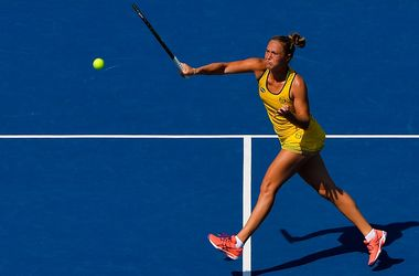 Катерина Бондаренко вышла в третий раунд US Open