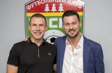 Артем Милевский перешел во второй дивизион чемпионата России