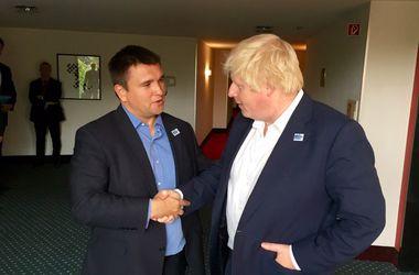 Великобритания не пойдет на компромисс по Украине - Джонсон
