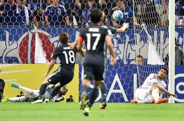 Япония подала протест на судейство в матче против ОАЭ