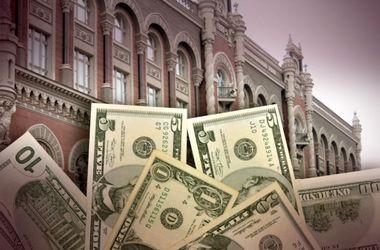 НБУ продал $50 млн, но курс доллара не упал