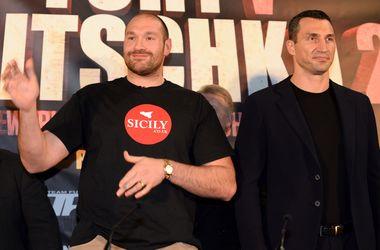 Фьюри хочет заработать за бой-реванш в четыре раза больше Кличко