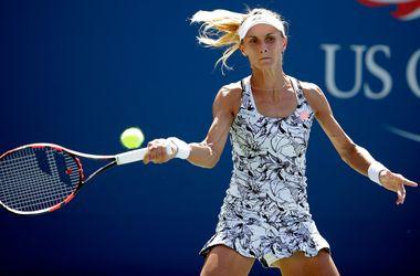 Леся Цуренко победила 13-ю ракетку мира на US Open