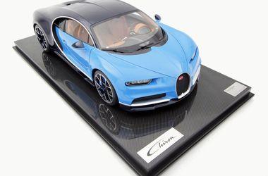 Как выглядит игрушечный Bugatti за 10 тысяч долларов