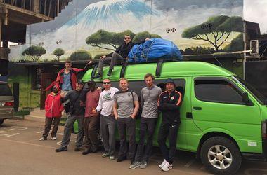 """Гендиректор """"Шахтера"""" намерен поднять флаг клуба на вершине Килиманджаро"""