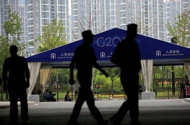 """В Китае стартовал саммит """"Большой двадцатки"""""""