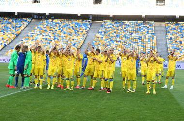 Матч Украина - Косово пройдет в Болгарии