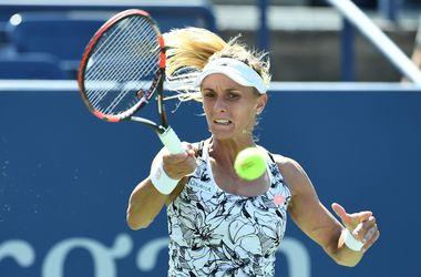 Леся Цуренко покидает US Open