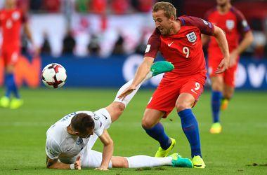 Англия в компенсированное время вырвала победу у Словакии в отборе на ЧМ-2018