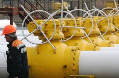 Украина увеличила запасы газа в ПХГ