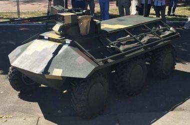 Обнародованы характеристики новейшего украинского боевого робота