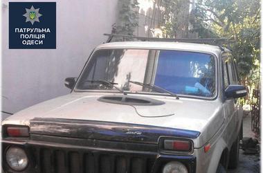 В Одессе водитель сбил ребенка, отвез его в больницу и сбежал