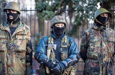 Россия набирает дивизию теробороны в Крыму