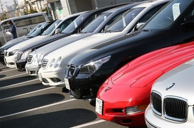 Украинцы активнее скупают б/у автомобили