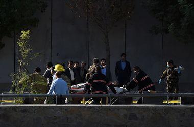 Третий мощный взрыв прогремел в Кабуле