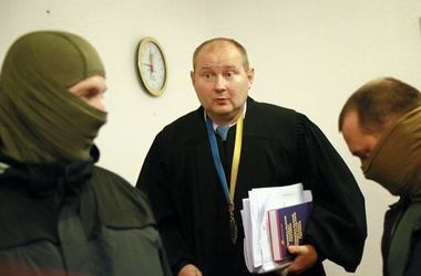 Судья Чаус сбежал в Крым – Антикоррупционный прокурор