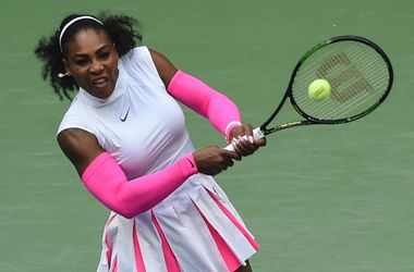 Серена Уильямс побила рекорд Роджера Федерера