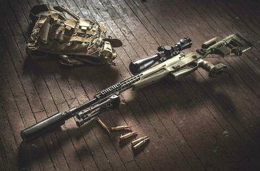 """""""Калашников"""" представил новую высокоточную снайперскую винтовку"""