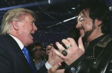 Киркоров надеется, что президентом США станет Трамп