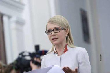 Тимошенко заявляет, что зря связалась с Ющенко